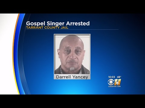 North Texas Preacher, Singer Charged With Sexual Assault Of A Child