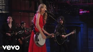Taylor Swift - Mean (Live from New York City) Video