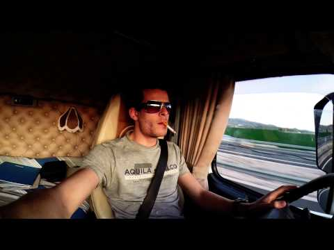 GoPro Trucking In Spain HD