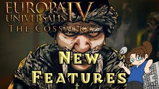 Europa Universalis 4: The Cossacks - Features and 1.14 Patch Changes