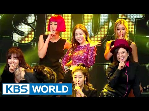 Special Performance – Unnies [2016 KBS Entertainment Awards/2016.12.27]
