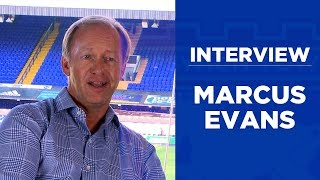 INTERVIEW | Ipswich Town Owner Marcus Evans