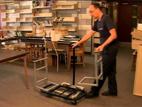 Chariot Modifié Pour Le Déplacement Des Meubles école Mgr Desranleau Lauréat 2010