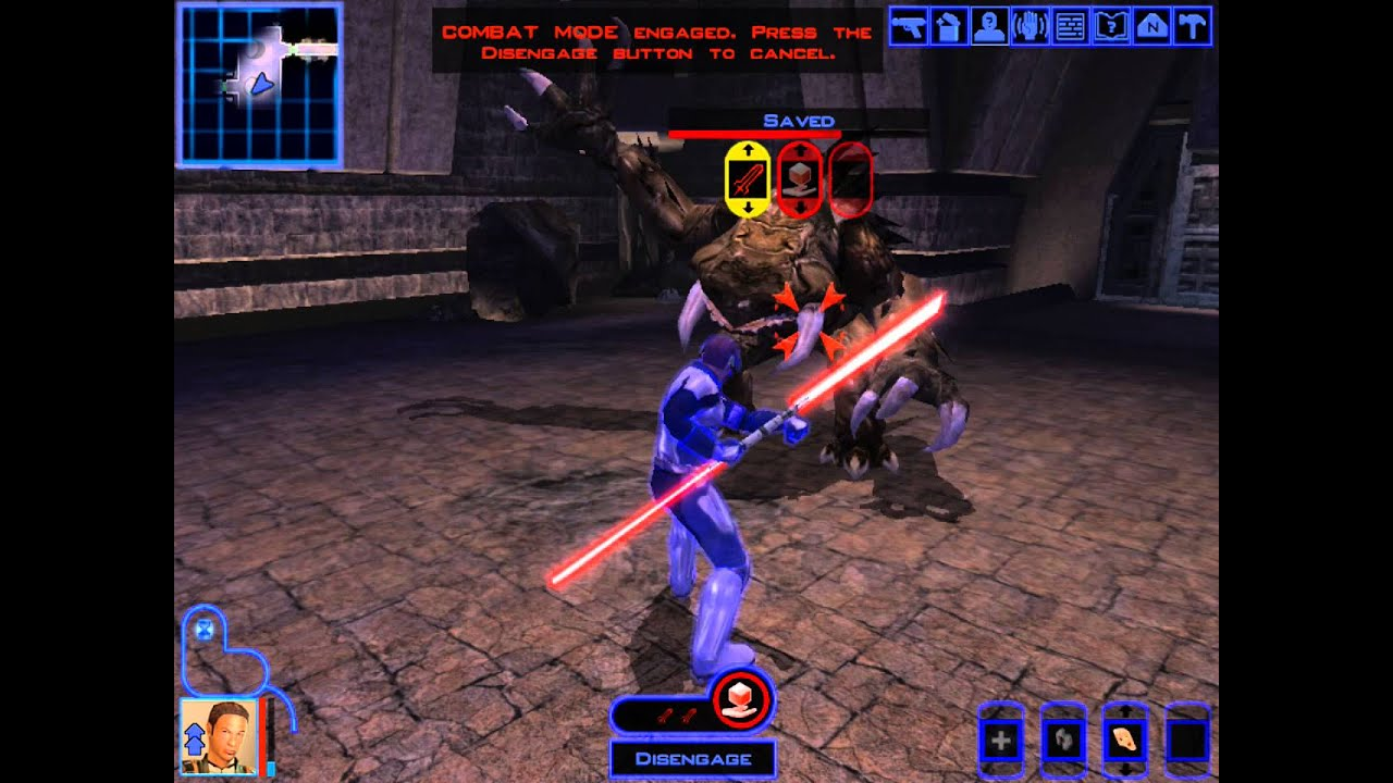 Star Wars Knights Of The Old Republic Gameplay Playthrough Part