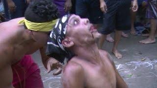 Venezolanos invocan espíritus en Sorte