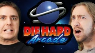 Sega Saturn Saturdays - Die Hard Arcade