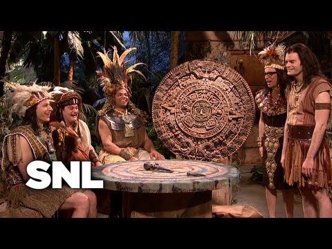 New Mayan Calendar - Saturday Night Live