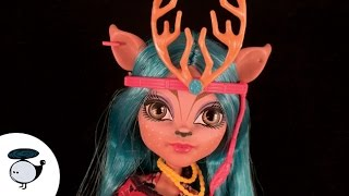 Monster High Brand-Boo Students Isi Dawndancer Doll Unboxing Review thumbnail