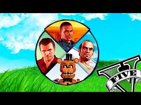 COMO DESBLOQUEAR O FNAF FREDDY? | GTA V Five Nights at Freddy's thumbnail
