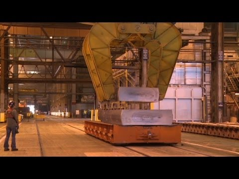 Inside Alcoa's largest U.S. factory