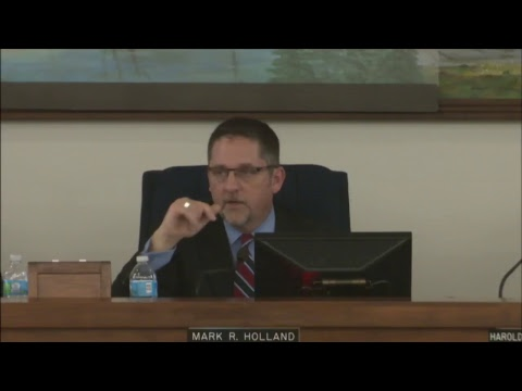 11/30/17 Planning & Zoning/ Full Commission Meeting 7p Thursday