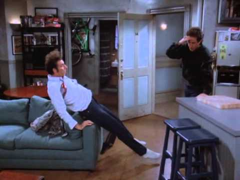 Seinfeld - The Wait Out - Kramer Jeans Scenes