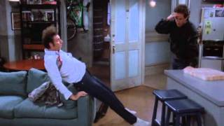 Seinfeld - The Wait Out - Kramer Jeans Scenes