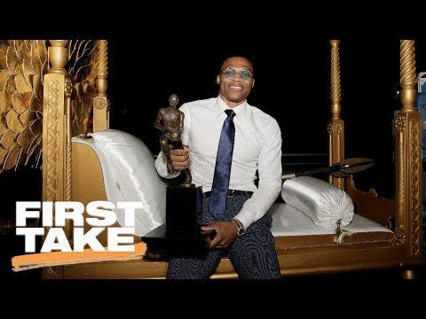 Thumbnail: Will Cain Says Russell Westbrook Is Not MVP Of NBA | First Take | June 27, 2017