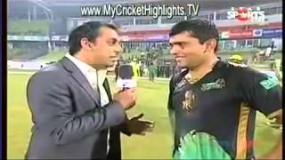 The most funniest HINDI Interview in Cricket by Kamran Akmal   you won