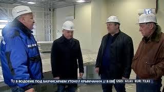 Строительство двух теплоэлектростанций завершено