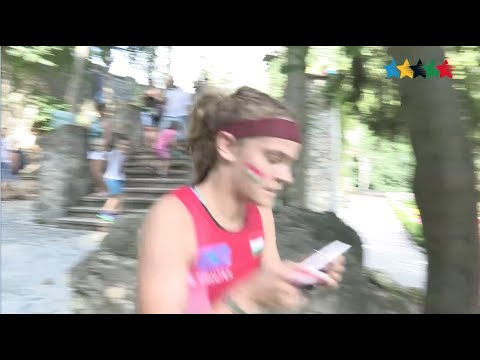 Nordic countries strike bac- 20th World University Orienteering Championship 2016 - Miskolc