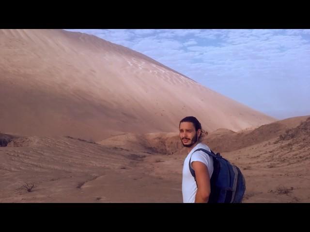 VIAJANDO POR PERU - Explorando Cerro Blanco, a duna mais elevada do mundo