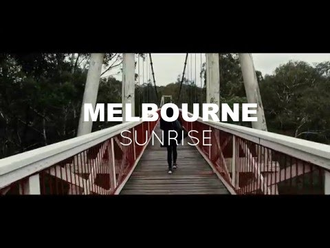 MELBOURNE SUNRISE ADVENTURE ::  :: 001 vlog-not-vlog