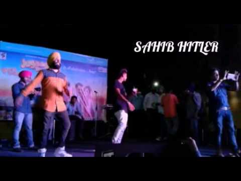 Sahib Hitler First Live Show 2015