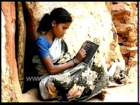South Indian village life, Tamil Nadu