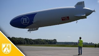 Zeppelin-Rundflüge ab Mönchengladbach