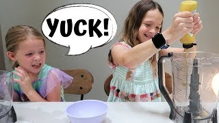 We&#39re Doing a Smoothie Challenge!