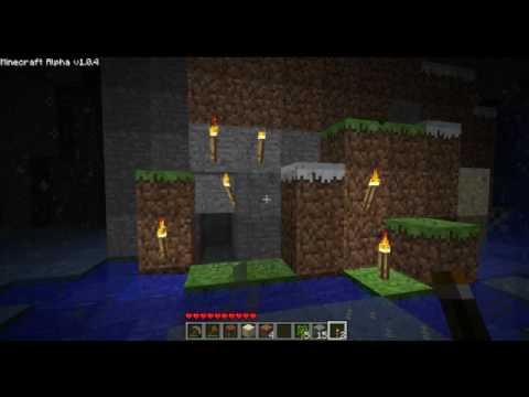 Minecraft - SNOW! And Ambient Sound