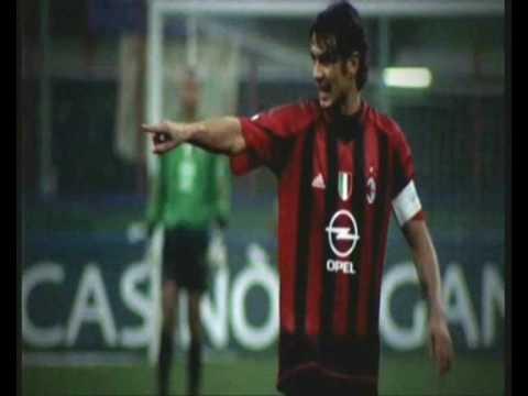 Paolo Maldini Fight