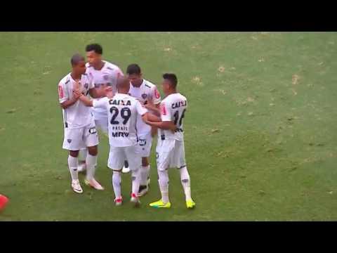 Vitória 1 x 1 Atlético-MG - Gols Campeonato Brasileiro 29 05 2016