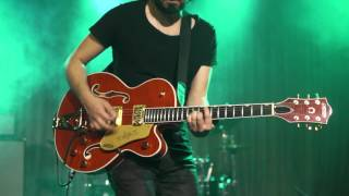 Gretsch 2016 Players Edition G6120T and G6120TFM Nashville