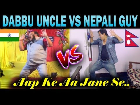 Best Of Dancing Uncle| #DancingUncle Aap Ke Aa Jane Se Song Dance Performance Viral Dabbu Uncle