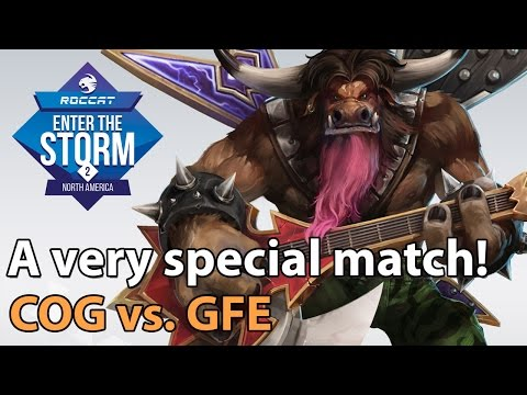 ► Heroes of the Storm Pro Gameplay: Cognitive vs. Gale Force - ETS NA Finals