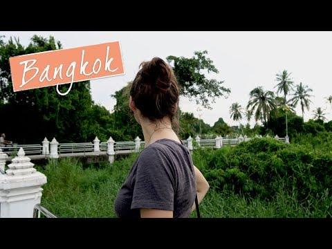 Geheimtipp: Zwischenstopp in Bangkoks Grüner Oase • Reise-Tag 1&2: Ko Kret • Sumatra-Vlog 1