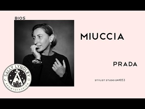 Miuccia Prada: A Quick Bio