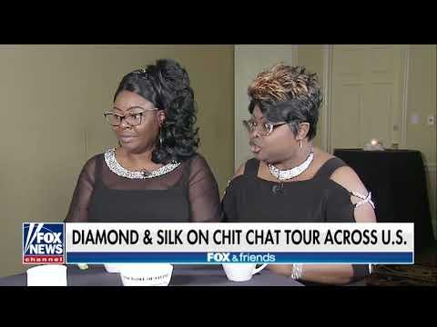 Diamond and Silk in Jacksonville Florida