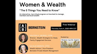 5 Things to Know About Wealth Management