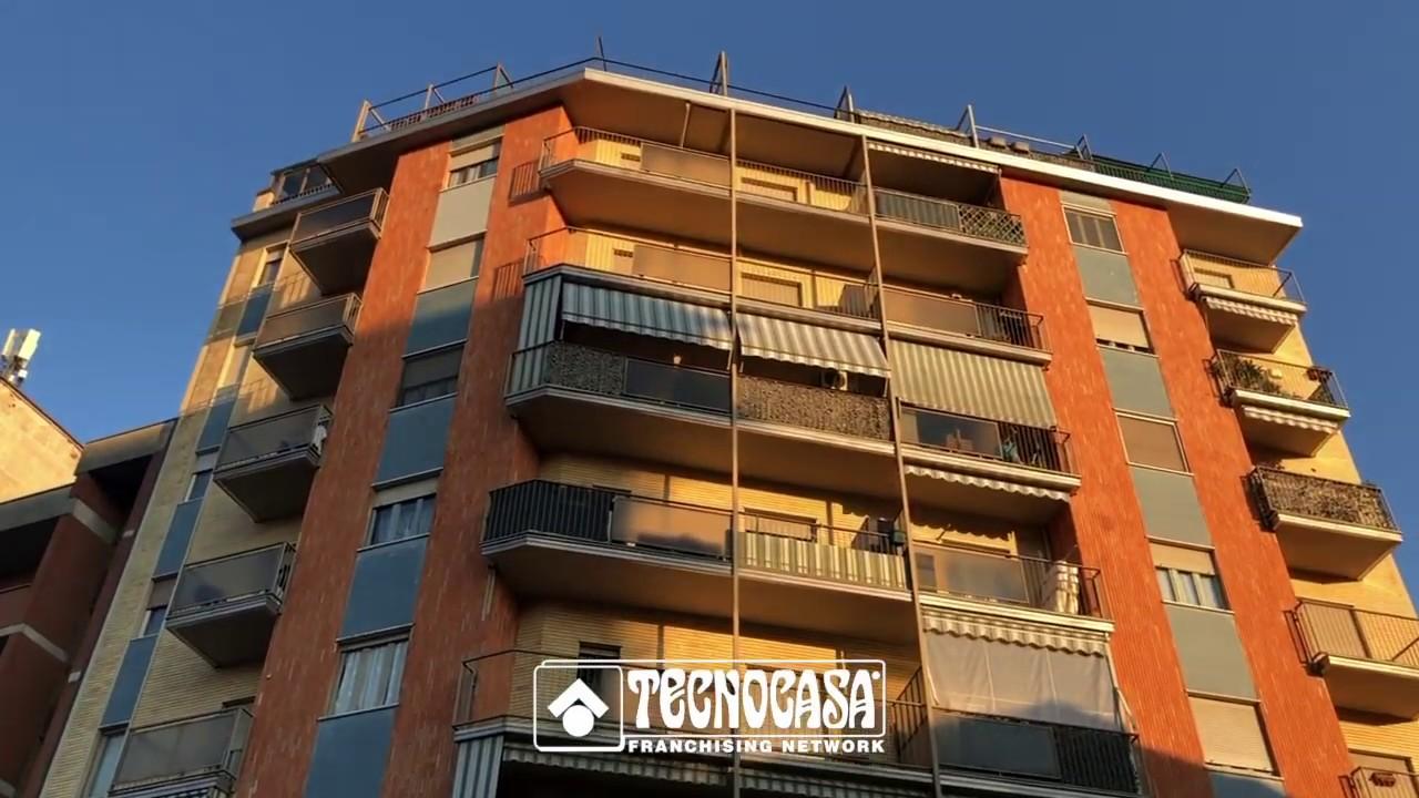 Tecnocasa via Luini propone in vendita ------ 85 Mq _ piazza NAZARIO SAURO 99.000€ (anno 2019)