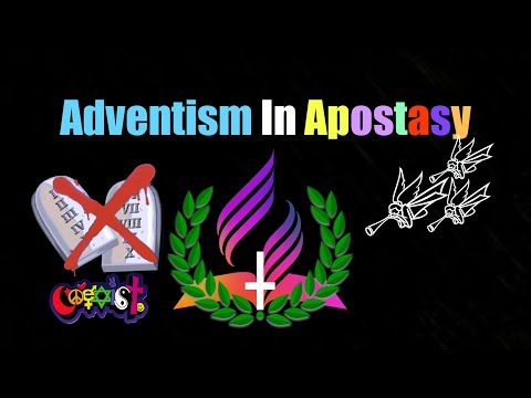 Adventism In Apostasy - By: Bill Hughes Watchmen On The Wall