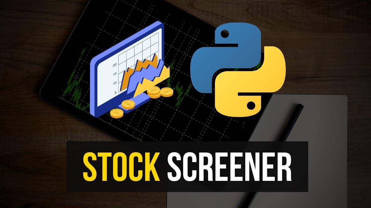 Stock Screener in Python