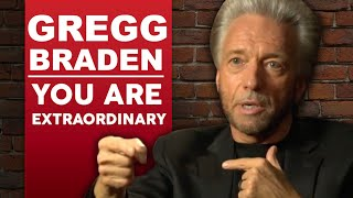 GREGG BRADEN - YOU ARE WIRED TO BE EXTRAORDINARY - Part 1/2 | London Real