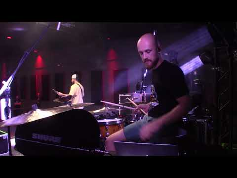 Jinjer Drum Cam SoundCheck @ Club Red 9/13/19