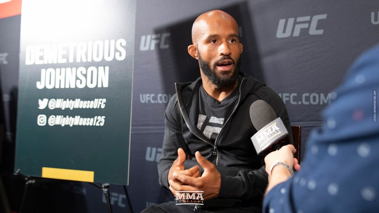 Demetrious Johnson Twitch
