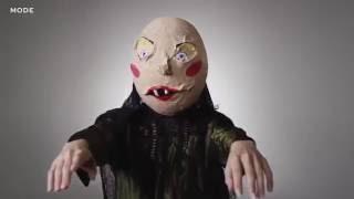 Эволюция костюма на Хэллоуин за 100 лет  в Америке