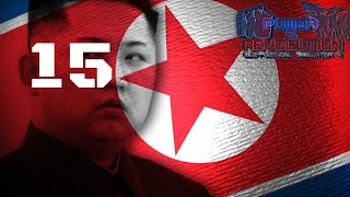 War With China Power and Revolution (Geopolitical Simulator 4)North Korea Part 15 2018 Add-on