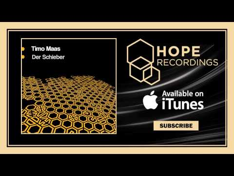 Timo Maas - Der Schieber (Funkin' for Hope in NY Mix)