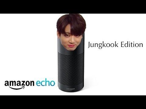 amazon echo: Jungkook edition