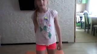 Как стать гимнасткой в домашних условиях?