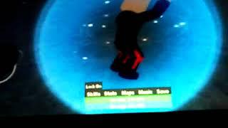 Gohan plays roblox dragon fury