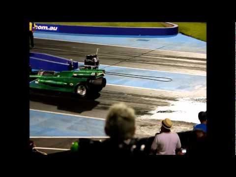 Drag Racing at Perth Motorplex 11/2/2012